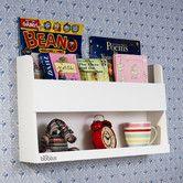 "Found it at Wayfair - Bunk Bed 13.2"" Book Shelf"