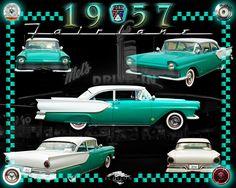 Ford Fairlane, Car Ford, Car Show, Ford Vehicles, Ads
