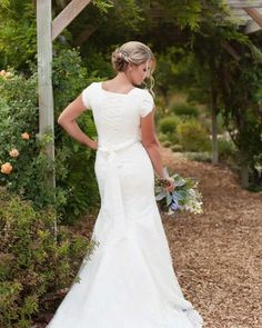 Love This Dress The Sleeves Are Perfect Esila Bridal