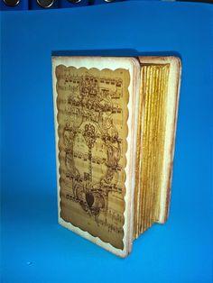 Mi Rincón de Manualidades: Cajas de madera decoradas