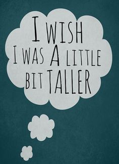 I wish (Blue) by Wiho Design | Poster from theposterclub.com