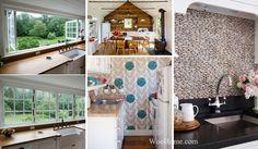 18 Ιδέες Διακόσμησης που πρέπει να δείτε για να κάνετε τοίχο της κουζίνας σας φαίνεται καταπληκτικός | SunnyDay