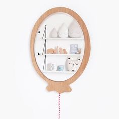 mommo design: MIRRORS FOR KIDS