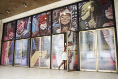 Galeria de Arte: Jamie Hewlett | Blog MIL