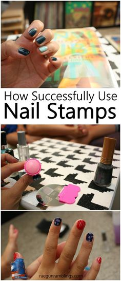 How To Stamp Nails Tips And Tricks For Success Art Of Stamping