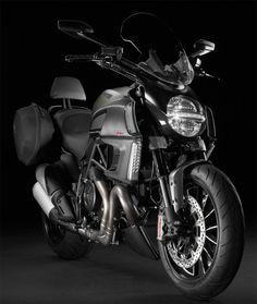 Ducati Diavel Strada Motorcycle