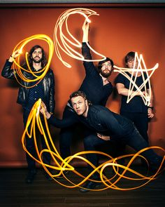 one of my favorite bands, imagine dragons are going to the top