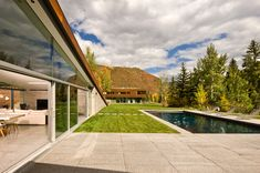 House in the Mountains; Colorado by GLUCK+ (Photo: Mundinger)