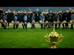 Because We all love The Haka... Here again New Zealand perform World Cup winning Haka - YouTube