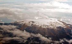 Nevado del Ruiz (Colômbia) Costa Rica, Chile, Mount Rainier, Mountains, Places, Nature, Brazil, World, Latin America