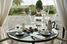 Afternoon Tea at Danesfield House - AfternoonTea.co.uk