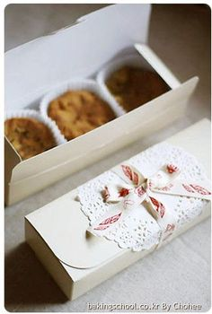 white cookie boxes | White cookie, cake, cupcake, macaroon Box, Bakery Box, Gift packaging ...