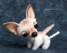 The Chihuahua puppy by Alisa´s Wonderland