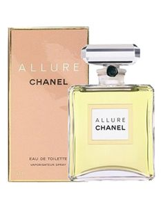 ALLURE 50ml EDT SP WOMEN by CHANEL - FREE SHIPPING