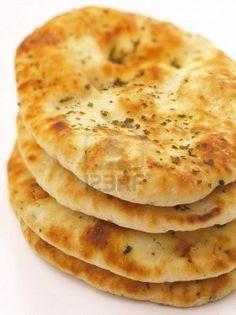 naan :) Indian bread