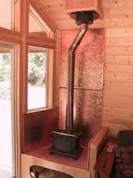 Resultado de imagen de motorhome wood stove