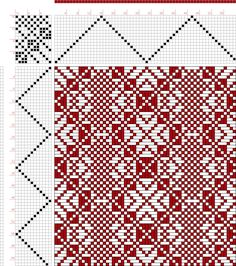 draft image: Page 37, Figure 4, Christian Morath Pattern Book, 16S, 12T