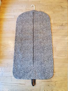 Leopard Print Hanging Garment Bag, Garment Bag by CarryItWell on Etsy Rebecca Brown, Leopard Bag, Etsy Cards, Jungle Print, Garment Bags, Grosgrain, Cold, Popular, Storage