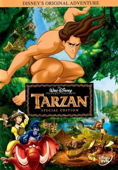 Tarzan / HU DVD 7984 / http://catalog.wrlc.org/cgi-bin/Pwebrecon.cgi?BBID=13236705