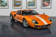 Tempted? Superformance 1966 Ford GT40′s Are Virtually Flawless