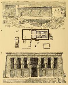 Temple of Hathor at Dendera (2)
