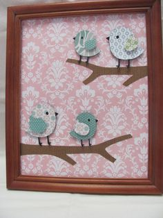 Love the whimsical style might have to make one for Arianna's room