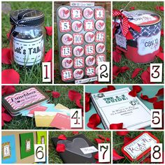 Dates on a budget - gifts too