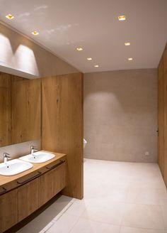 Lighting Design, Bathroom Lighting, Bathtub, Mirror, House, Furniture, Home Decor, Lights, Light Design