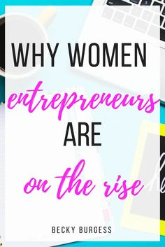 There are more women starting businesses than ever before. This movement is exciting! Content Marketing, Online Marketing, Social Media Marketing, Digital Marketing, Creative Business, Business Tips, Online Business, Web Design, Business Entrepreneur