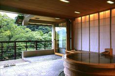 Mon Plus Beau Voyage au Japon Hakone - Gora Kadan Ryokan - le spa #Japon #Relais&Châteaux #Ryokan #Jacuzzi #Spa #water #Zen #travel