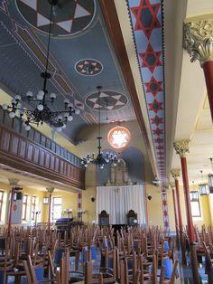 Debrecen orthodox synagogue