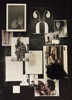 STIL INSPIRATION: Blackboard | Moodwall