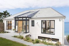 Modernistyczne domy od Laurence Associates