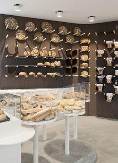 March Gut designs Honeder bakery in Linz, Austria