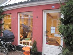 one of my favorite shops by our house in Århus