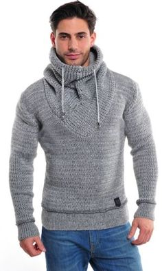 WASABI Wasabi Herren Pullover Strickjacke Strickpullover Wollpullover M L X . Pullover Sweaters, Men Sweater, Casual Outfits, Men Casual, Mens Fashion Sweaters, Sweater Knitting Patterns, Mens Jumpers, Turtle Neck, Couture