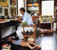 At home with India Hicks - Bahamas - David Flint Wood