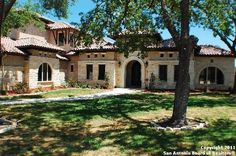 Attention to detail abounds in this custom made Mediterranean architecture home!  Available on Auction.com! #realestate