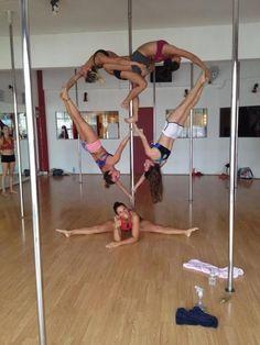 Pole Fitness / Girl's Heart