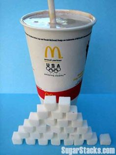 Holy heck McDonald's Chocolate Shake 21 oz (medium) shake Sugars, total: Calories, total: 770 Calories from sugar: 444 Sugar In Drinks, Fruit Drinks, Food That Causes Inflammation, Pint Of Ice Cream, How Much Sugar, Gram Of Sugar, Products