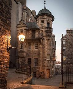 Lady Stair's House, Edinburgh, Scotland
