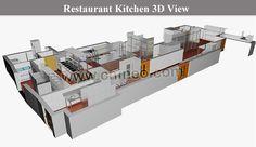 Commercial kitchen design   Hotel kitchen design
