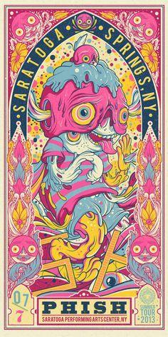 Estranho colorido - Drew Millward