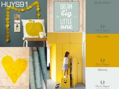 blog Babykamer kinderkamer kleuren Pure & Original | Blog HUYS91 Thuismakers, buro voor interieurarchitectuur, conceptontwikkeling en ruimtelijke vormgeving