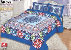 Buy Cotton Bed Sheets. Cash on delivery. Free shipping all over Pakistan