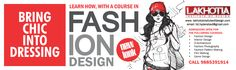 • Be Fashion • Think Fashion & • Create Fashion All this possible with #FashionDesigning Course at #LakhotiaInstituteOfDesign  Apply Now: http://lakhotiainstituteofdesign.com/apply-online