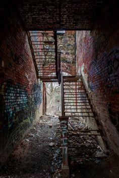 Urban Decay Buildings   Urban Decay   New York City Farm Colony   Staten Island   Abandoned ...