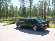 volvo 850 r pictures | 1997 Volvo 850 4 Dr R Turbo Sedan Pictures