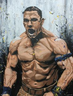 John Cena, My Time is Now by Art Rotondo #WWE