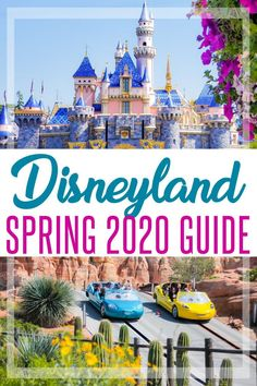 Enjoying your spring break at Disneyland? We have all the information you need about your magical spring break vacation, from crowds to special events. Disneyland Crowds, Disneyland Tickets, Disneyland Food, Disneyland Vacation, Disneyland California, Disneyland Paris, Disney Vacations, Disney Trips, Family Vacations
